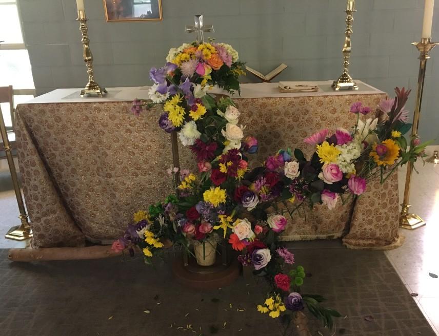 FloweredCross