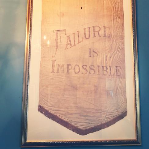 FailureIsImpossible